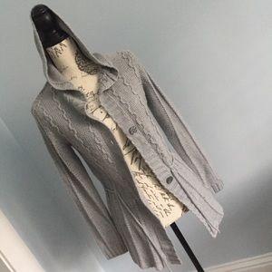 Hooded Arizona Jean Co. Sweater